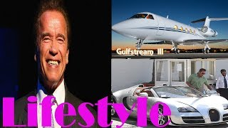 Arnold Schwarzenegger Lifestyle, Net Worth, Salary, Houses, Private Jet, Family And Brands 2018