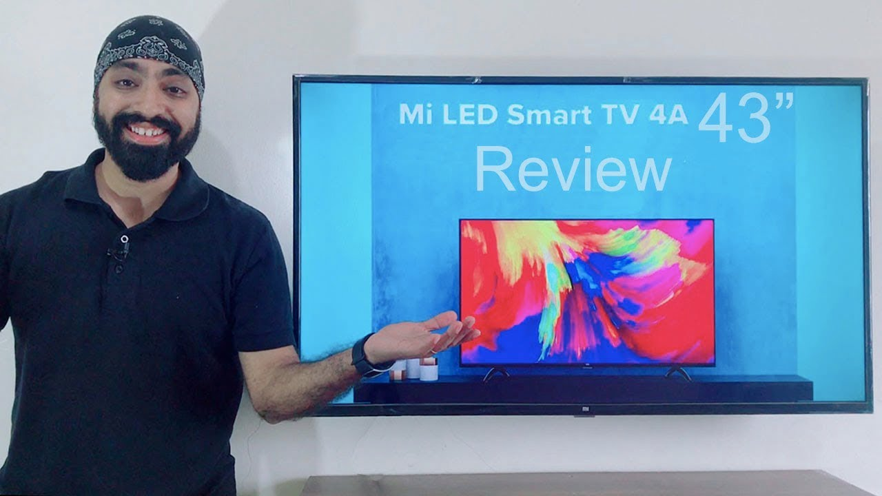 Mi Led Smart TV 4A (43 inch) In-depth REVIEW