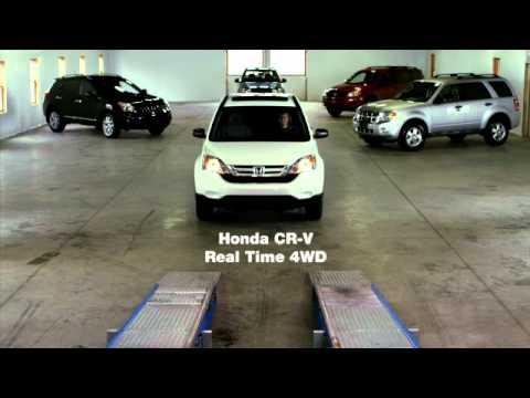 Subaru All Wheel Drive Traction Testing