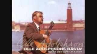 Olle Adolphson***Vem