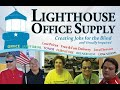 Lighthouse Office Supply - Improving Lives for Blind Americans