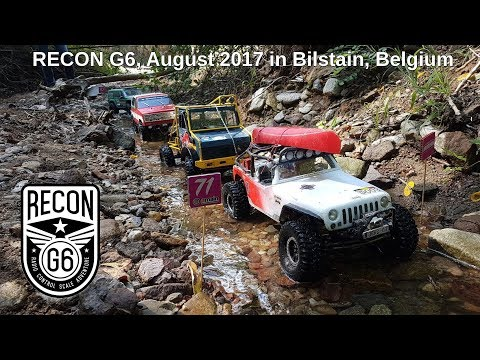 My trip to Bilstain Belgium - G6 Event Aug 2017