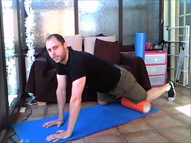 Foam Rolling  - Quadriceps