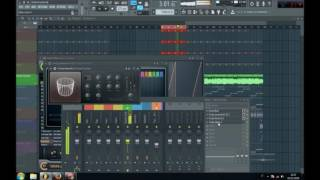 Fl Studio 12 - David Guetta -Would I Lie To You (FederFunk DiscoHouse Mix)