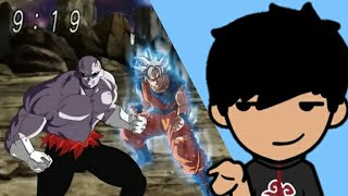Baixar Goku and Jiren vs Daishinkan - Fan Animation - Dragon Ball Super - Análise (parte 1)