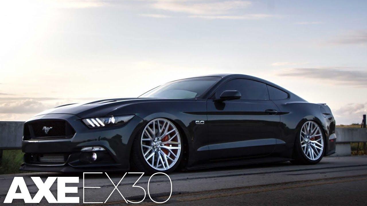 Axe Ex30 Wheel Review Sema 2017 Youtube