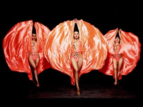 WOMANISHOW TRIO by Crypto Dance Academy @ Eskisehir Dance Festival / EDF 2018