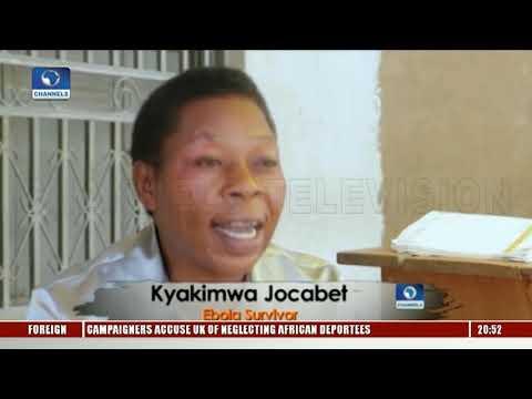 Ebola Survivors In Uganda Recount Ordeal  Africa 54 