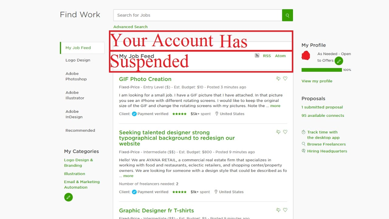 Client Can Download Photos After Payment: How To Get Back Upwork Suspended Account