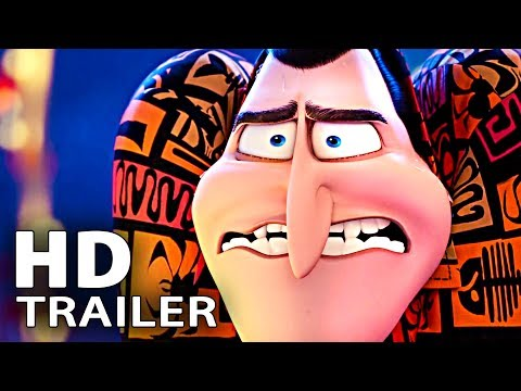 HOTEL TRANSYLVANIA 3 Extended Trailer 2 (2018)