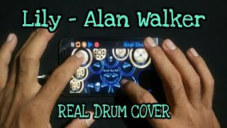 [1.21 MB] Lily - Alan Walker || Rock Version ( Real Drum Cover )