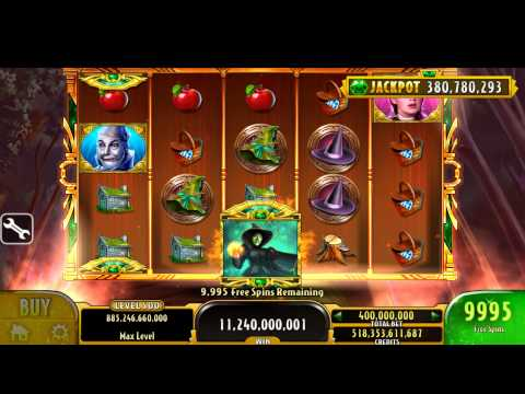 Wizard of oz slots cheat, hack Free spins