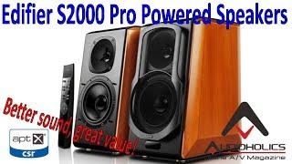 Edifier S2000 Pro Wireless Powered Speaker Review