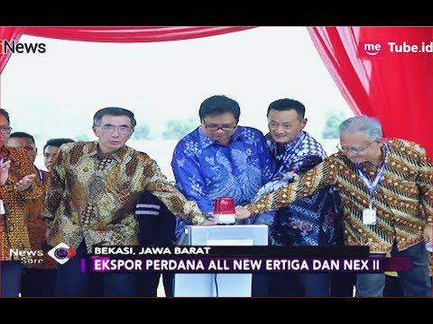 Suzuki Ertiga Buatan Indonesia Diekspor Ke 97 Negara - iNews Sore 23/10