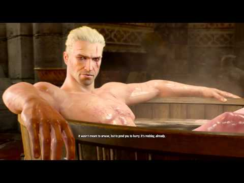 The Witcher 3 Wild Hunt Full Nudity Parts (Yennefer or Keira)