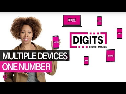 DIGITS: Multiple Devices, One Number | T-Mobile