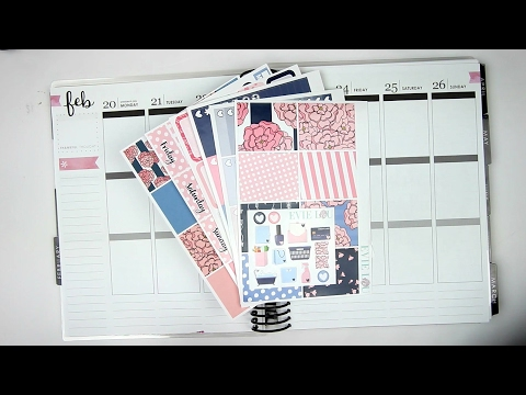 Plan With Me | Happy (EvieLouandCo)