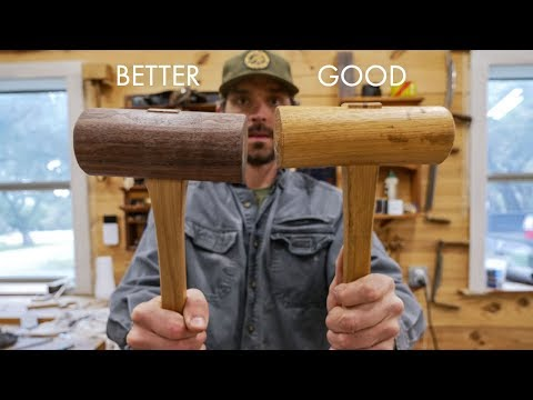 I Made A Better Mallet