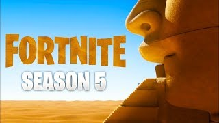 NEW SAISON PASS 5 THEME - NEW (Theory) - OFFICIAL Info on FORTNITE Battle Royale