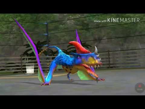 Jurassic World:The Game Pterosaur Arena Showcase