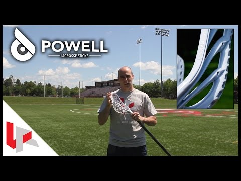 Powell Lacrosse Pioneer Head Review by Lax Room