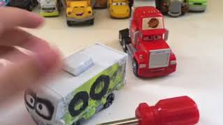 Disney Pixar cars 3 Arvy review