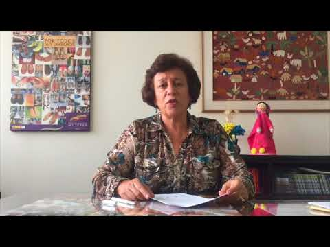 Colombia Securing Peace: Janneth Lozano