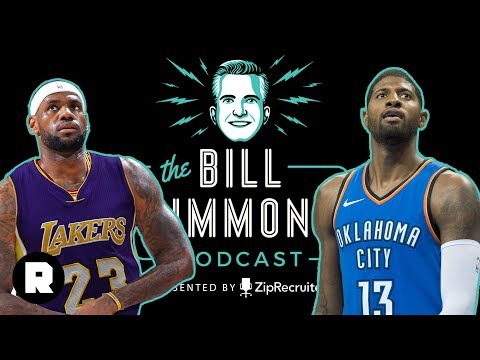 LeBron's Big Move, OKC Goes All In, And NBA Teams Are Dumb With Joe House | The Bill Simmons Podcast