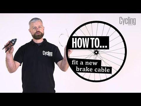 "28/"" race track 2 brake cables terminals for Bike 26/"" Red brake loom kit"