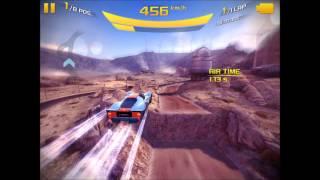 Asphalt 8 : Mount Teide - Ferrari 330 P4 (58:7xx)