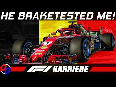 F1 2018 KARRIERE S03E13 – Spa, Belgien GP | Let's Play Formel 1 Deutsch Gameplay German