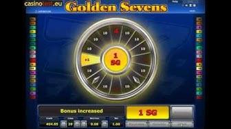 Novoline Golden Sevens online spielen (Novomatic)
