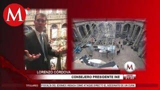Así luce el Palacio de Minería para el debate presidencial