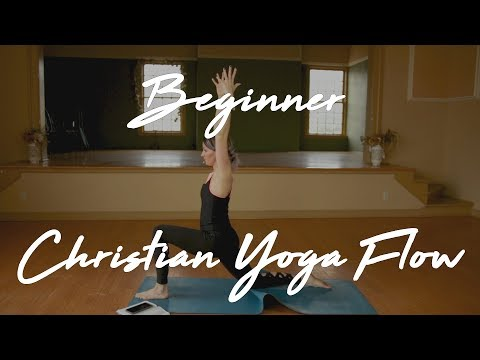 Great Holy Yoga Video to Start Your Mornings!!