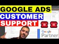 Adwords Customer Support - How To Contact Google Adwords Support ☎️☎️