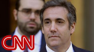 Why Michael Cohen is one of Trump's biggest threats