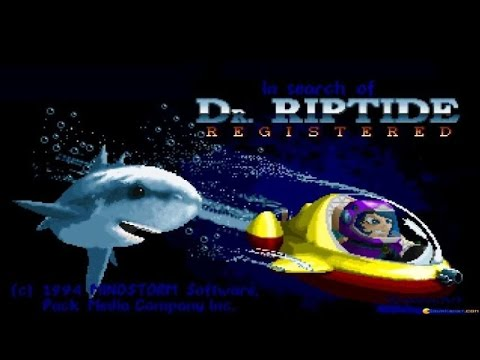 In Search of Dr. Riptide gameplay (PC Game, 1994) thumbnail