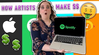 How Do Music Artists Make Money (Music Industry Revenue Streams Revealed!)