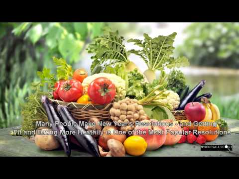 Where to Find Wholesale Health Food Suppliers