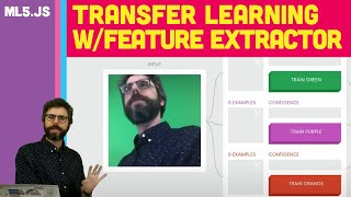 ml5.js: Transfer Learning with Feature Extractor