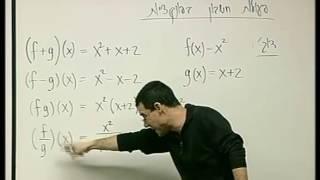 פונקציות וגרפים 6 פעולות חשבון בפונקציות
