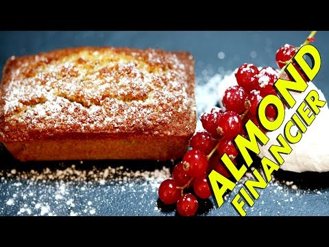 Almond Financier | Dessert Recipe | Novotel Recipe | Financier Cake | Cook Book | Novotel Hyderabad