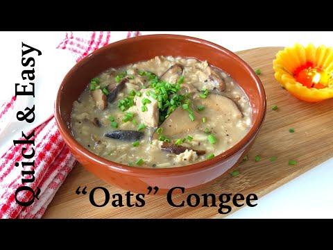 Savory Oat Porridge