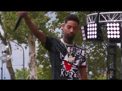 Unforgettable - PnB Rock LIVE! at Made In America Festival 2017 • 9/3/17