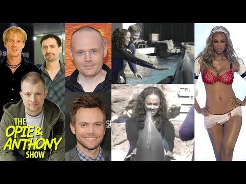 Opie & Anthony - Self-Obsessed Tyra Banks