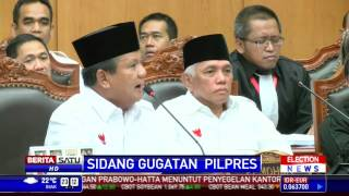 Adnan Buyung Anggap Prabowo Sedang Curhat