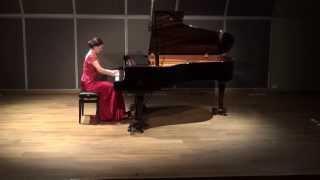 Medtner Sonata Τragica op 39 no 5 - Maria Stratigou piano