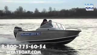 Алюминиевая моторная лодка Wyatboat 430M с мотором Mercury F30 ELPT EFI Вятбот 430М(Алюминиевая моторная лодка Wyatboat 430M (Вятбот 430М) с мотором Mercury F30 ELPT EFI Приобрести лодку Вы можете у производи..., 2016-01-27T13:00:53.000Z)