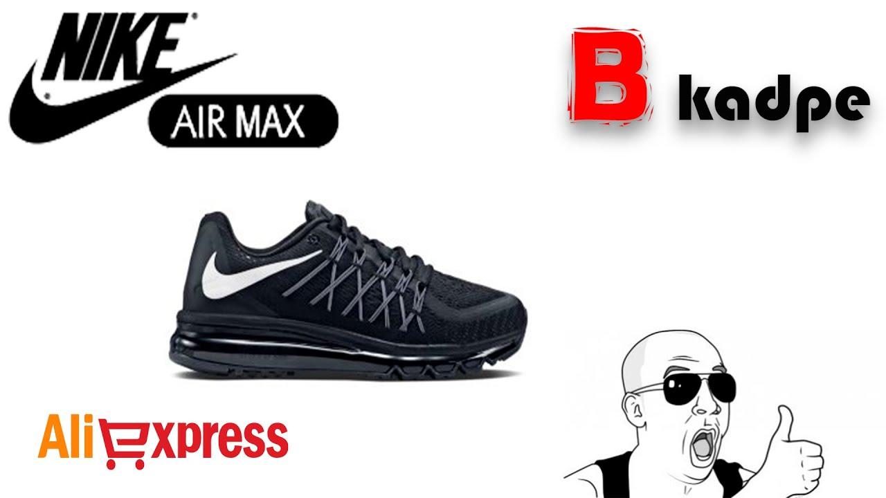 1a78dacb Кроссовки Nike air max 2015 из Китая - YouTube