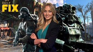 Fallout 4 Pip Boy and The Division Beta - IGN Daily Fix